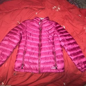 Women's medium L.L. Bean Puffer jacket
